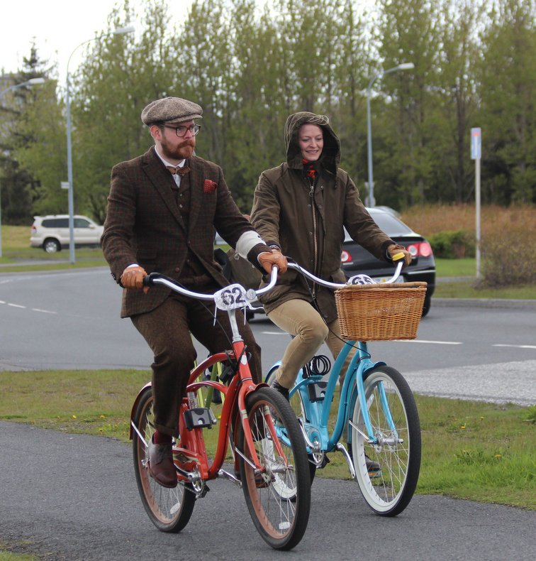 Tweed Ride - Hringbraut / Snorrabraut