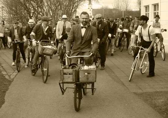 Myndband - Tweed Ride Reykjavik 2012 til 2015